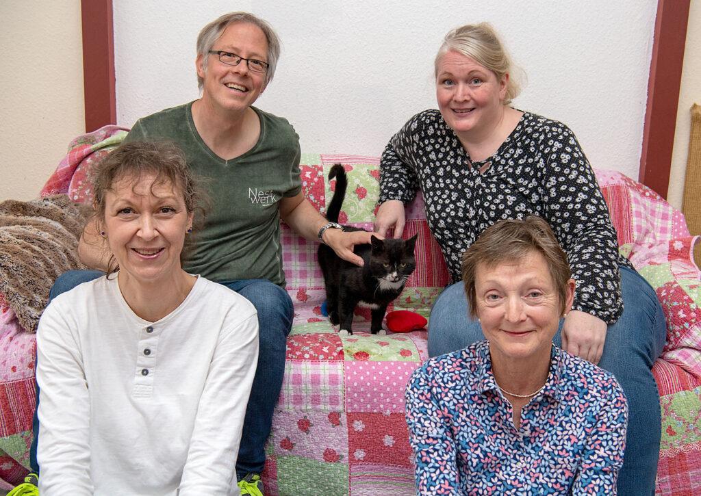 Initiative Amelie bewirbt sich für den Deutschen Tierschutzpreis